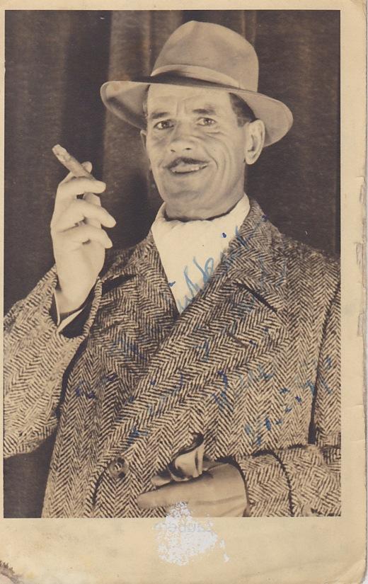 Onkel Willi Mair Frascati 1946